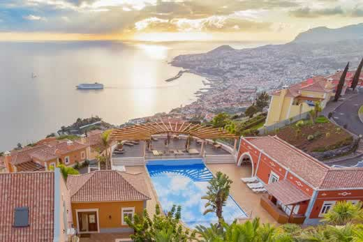 £1106.00 for Madeira self catering holiday