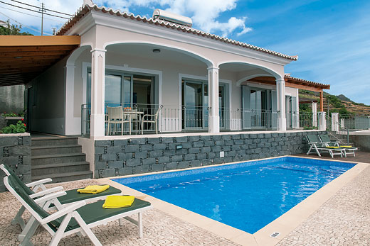 £1029.00 for Madeira self catering holiday