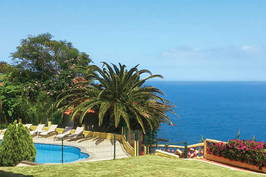 £1631.00 for Madeira self catering holiday