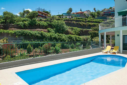 £819.00 for Madeira self catering holiday