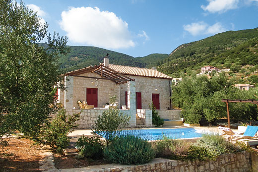 £369.00 for Ithaka self catering holiday villa