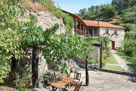 £1060.00 for Douro Valley self catering holiday