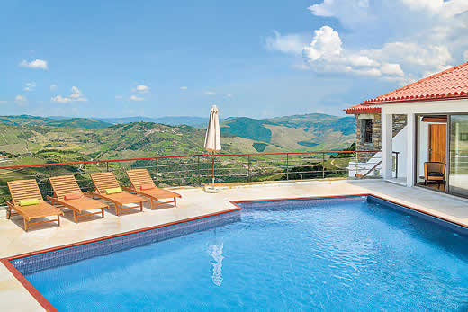 £1897.00 for Douro Valley self catering holiday