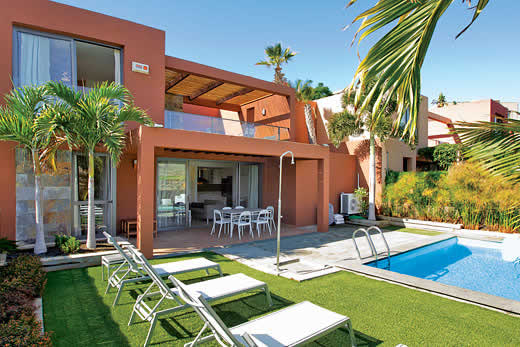 Enjoy a great self catering holiday in  Gran Canaria