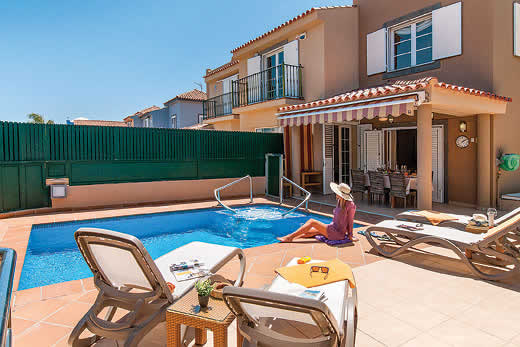 £1883.00 for Gran Canaria self catering holiday