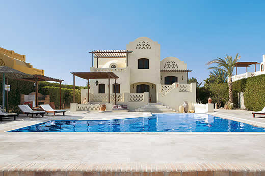Hurghada a great place to enjoy a self catering holiday villa