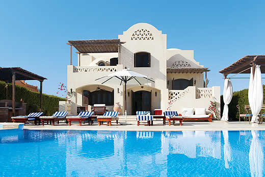 £1293.00 for Hurghada self catering holiday villa