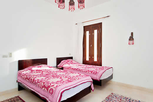 Enjoy a great self catering holiday villa in Hurghada