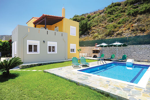 £839.00 for Crete self catering holiday
