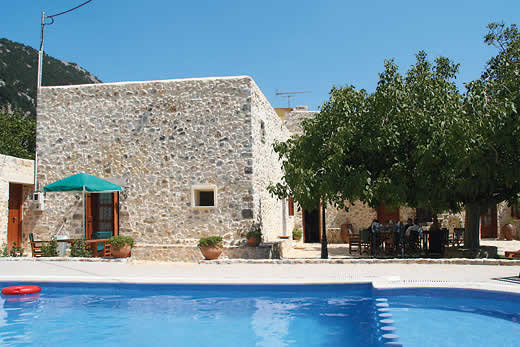 Holiday photo of Archontiko villa