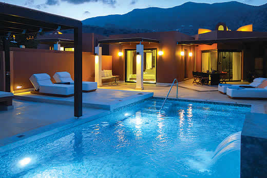 £2324.00 for Crete self catering holiday