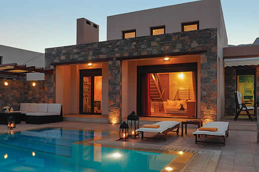 £7336.00 for Crete self catering holiday
