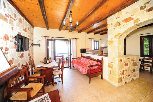 £944.00 for Crete self catering holiday