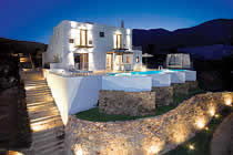 Royal Spa Villa, Crete