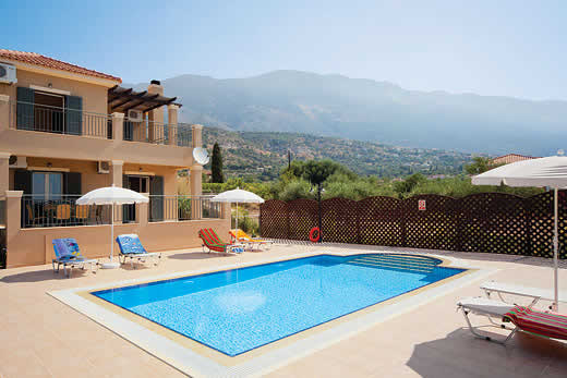 Read more about Aphrodite II villa