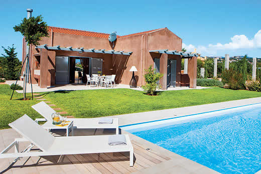 £754.00 for Kefalonia self catering holiday