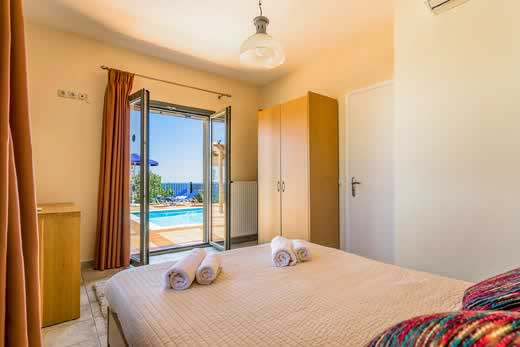 £703.00 for Kefalonia self catering holiday