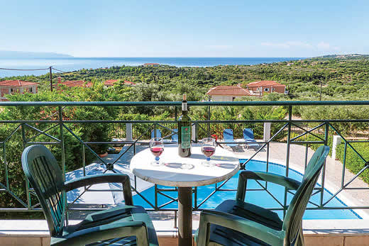 Read more about Dream View villa