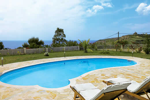 Kefalonia a great place to enjoy a self catering holiday