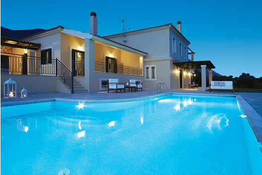 £1692.00 for Kefalonia self catering holiday