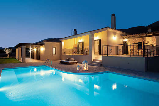 £1350.00 for Kefalonia self catering holiday