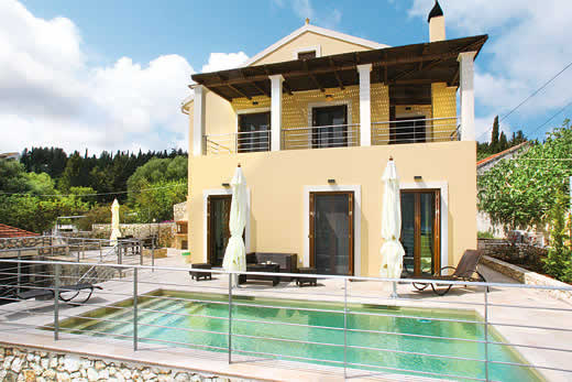 £1204.00 for Kefalonia self catering holiday