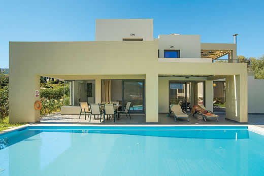 £433.00 for Kefalonia self catering holiday