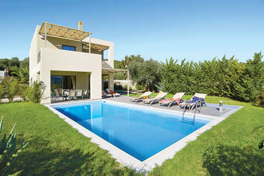 £327.00 for Kefalonia self catering holiday