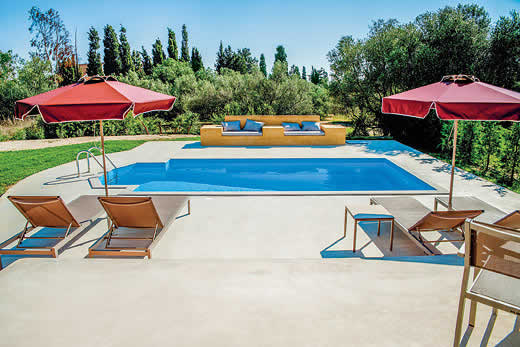 £631.00 for Kefalonia self catering holiday