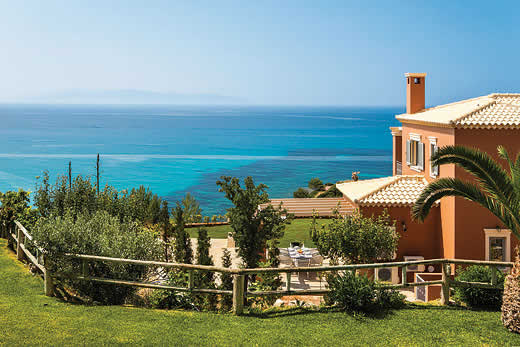 £1025.00 for Kefalonia self catering holiday