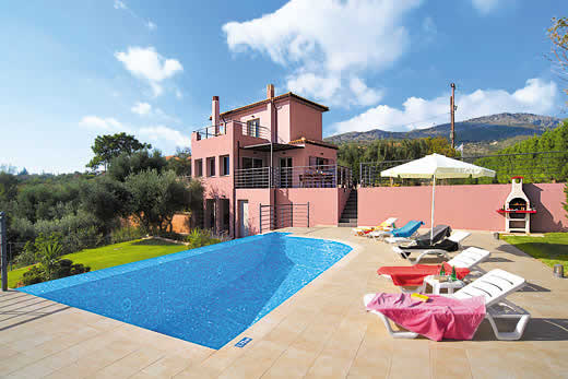 £571.00 for Kefalonia self catering holiday