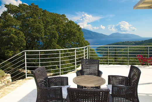 £539.00 for Kefalonia self catering holiday