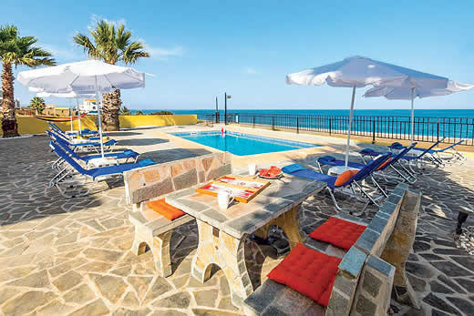 £1198.00 for Rhodes self catering holiday