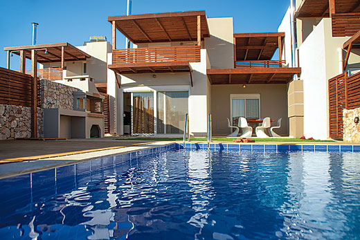 £934.00 for Rhodes self catering holiday