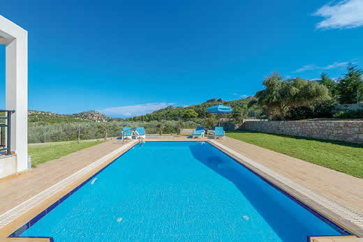 £412.00 for Rhodes self catering holiday