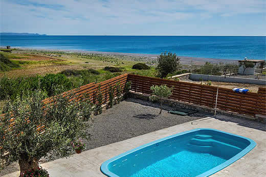 £454.00 for Rhodes self catering holiday