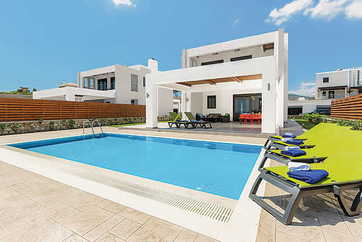 £1236.00 for Rhodes self catering holiday