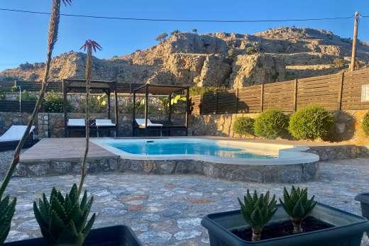 £974.00 for Rhodes self catering holiday