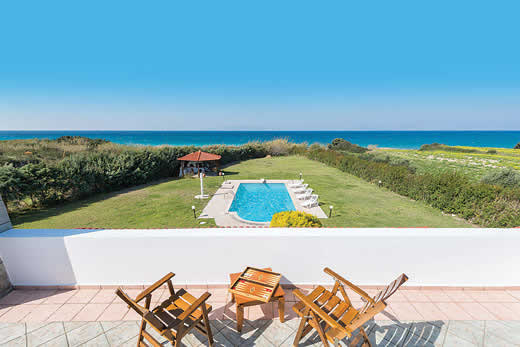 Enjoy a great self catering holiday in  Rhodes