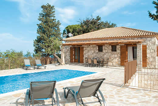 £444.00 for Zakynthos self catering holiday