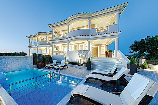 £1237.00 for Zakynthos self catering holiday