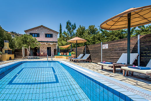 £1063.00 for Zakynthos self catering holiday