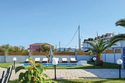 £1467.00 for Zakynthos self catering holiday