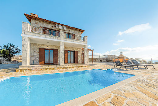 £1060.00 for Zakynthos self catering holiday