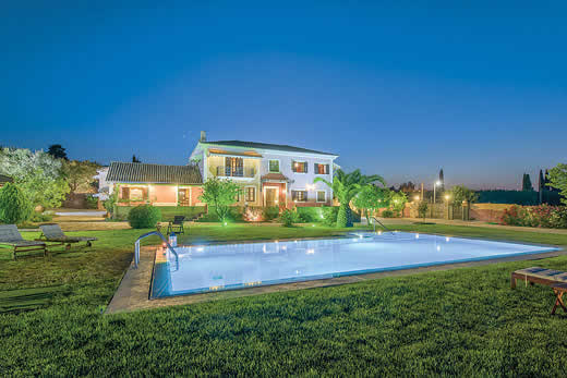 Holiday photo of Sarakino villa
