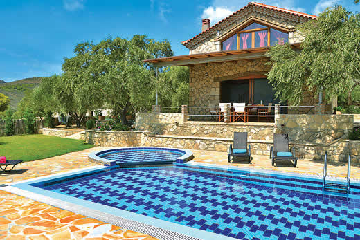 Holiday photo of Tireda villa