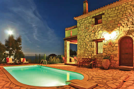 £867.00 for Zakynthos self catering holiday