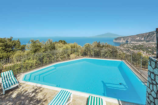 £1477.00 for villas self catering holiday
