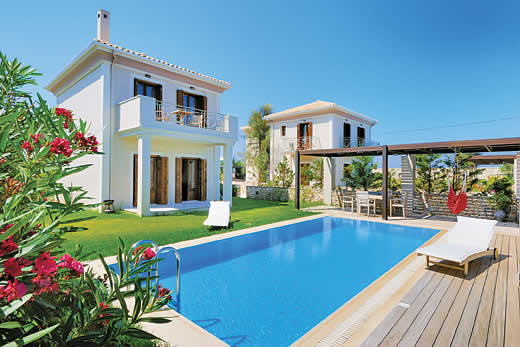 £1160.00 for Lefkas self catering holiday