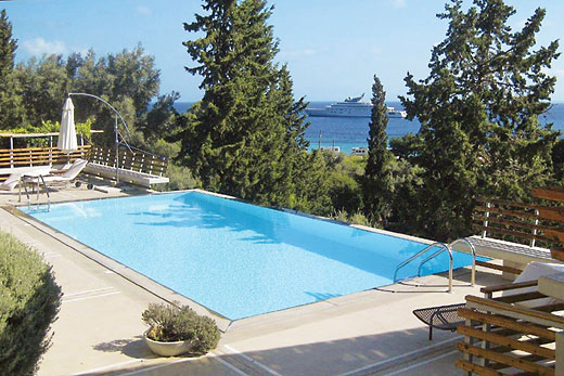 Enjoy a great self catering holiday in  Lefkas